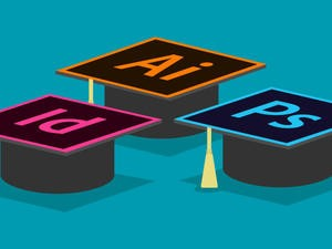 Master Photoshop, InDesign, and Illustrator and get CPD certified