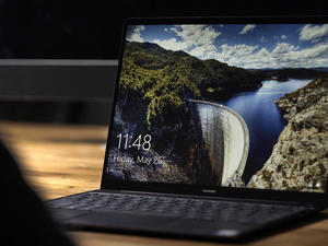 Huawei's MateBook X is a gorgeous Windows 10 powerhouse