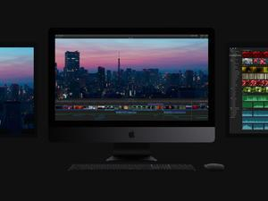 iMac Pro will have A10 Fusion chip for advanced voice control