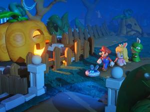 Mario + Rabbids Kingdom Battle fps and resolution will be capped