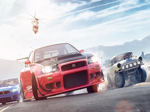 Need for Speed Payback release date announced