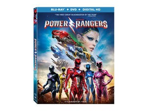 Saban's Power Rangers Blu-ray review