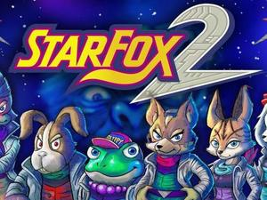 Star Fox 2 developers were so shocked by the game's release that they threw a party!