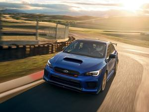 Subaru unveils upgraded editions of the WRX and BRZ