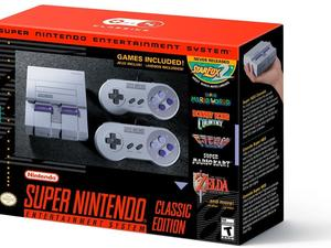 Demand for SNES Classic greater than NES Classic, GameStop says