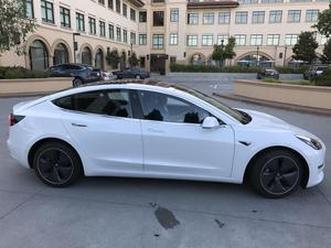 New Tesla Model 3 images give us a closer look at key design features
