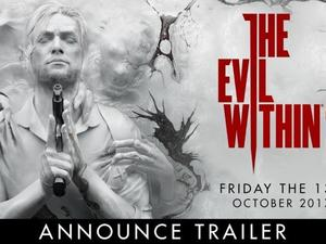 The Evil Within 2 E3 2017 trailer - You'll find no ordinary world here