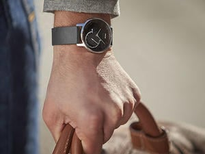 Finally, a simple, elegant activity tracker watch