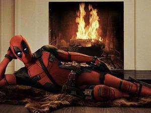 Deadpool is ready for Thanksgiving with a new poster and Good Housekeeping issue