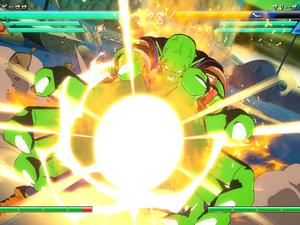 Piccolo and Krillin cement Dragon Ball FighterZ as the best looking fighting game