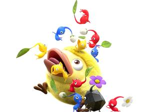 Hey! Pikmin on the 3DS doesn't suck, and I'm shocked