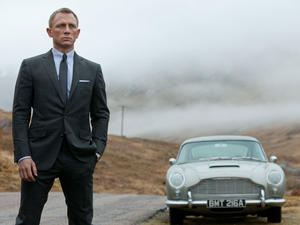 James Bond being courted by Amazon and Apple