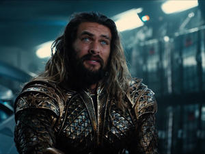 Aquaman photos show the majesty of Atlantis, plus an army of sharks