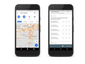 Google needs your help adding accessibility information to Maps