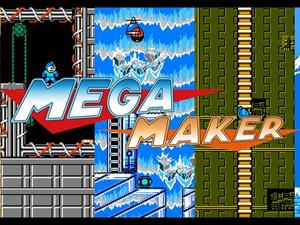 Make your own Mega Man levels in this new fan-game