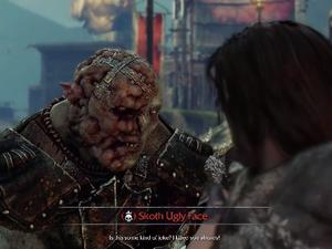 Middle-earth: Shadow of Mordor save files will be a big help in Shadow of War