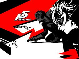 Persona 5's Joker is the first Super Smash Bros DLC Character