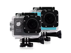 A waterproof action camera that's as portable as it is affordable