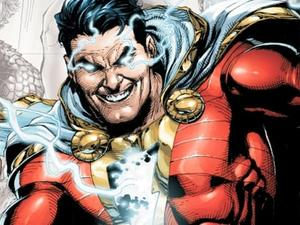 Shazam! is the next movie on DC's plate