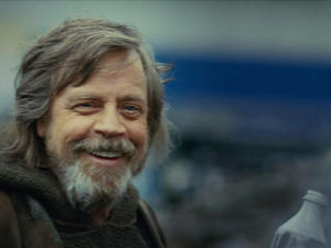 Star Wars: The Last Jedi's next trailer date hinted by Mark Hamill
