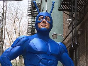 The Tick's first trailer portends a heroic adventure, gets a release date