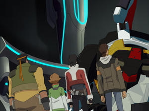 Voltron's third season sets up the team we know and love - Preview