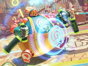 ARMS latest fighter Lola Pop is an ode to kung fu, clowns, and candy stores