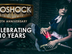 BioShock 10th Anniversary Collector's Edition, a leg and an arm for a sweet statue