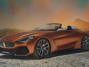 BMW's Z4 prototype is the convertible sports car of our dreams