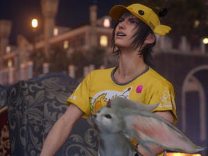 Final Fantasy XV will, sadly, not be the largest PC game ever and won't be 170 GB