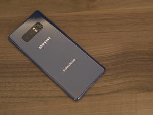 Here's why the Galaxy Note 8 sports a smaller battery than the Galaxy S8 Plus