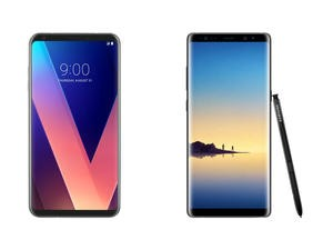 LG V30 vs Galaxy Note 8: Has LG finally caught up to Samsung?