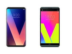 LG V30 vs LG V20: LG's oddball smartphone beautifully matures