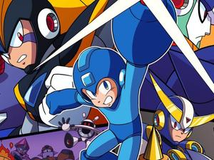 Mega Man Legacy Collection blasts onto the Switch this coming May