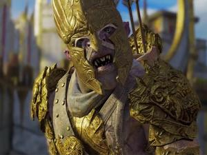 Middle-earth: Shadow of War trailer is all about orcs and their bling bling