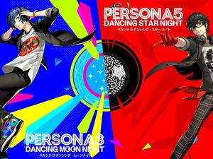 Persona 3 and Persona 5 both getting their own Dancing All Night games for the Vita