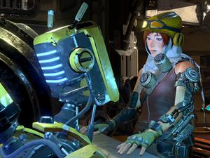 ReCore to relaunch with Definitive Edition on Xbox One X
