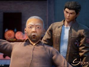 Shenmue III's creepy facial animations have already been fixed, says director