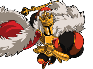 """Shovel Knight's final chapter stars King Knight in his own adventure """"King of Cards"""""""