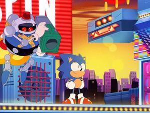 Sonic Mania literally references the disastrous 25th anniversary event in-game