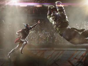 Latest Thor: Ragnarok TV spot shows Thor taking his rightful place