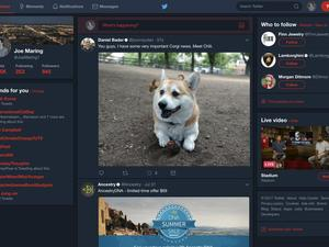 Twitter's working on adding a much-requested feature to its web client