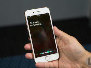 Siri Wants to Know More About Who's Speaking