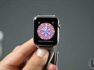 Apple Watch looks set for custom watch faces