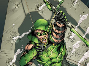 The Green Arrow is getting a new outfit in season 6