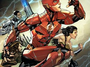 Check out these 10 Justice League-inspired comic book covers