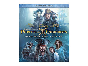 Pirates Of The Caribbean - Dead Men Tell No Tales Blu-ray review
