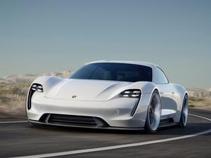 Porsche Mission E concept lays claim as best looking luxury EV