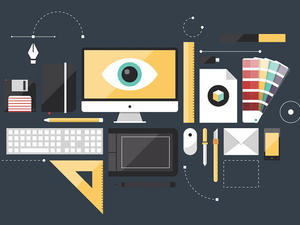 Kickstart an exciting career in graphic design with this course bundle