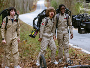 Stranger Things 2: Check out seven brand new behind the scenes images